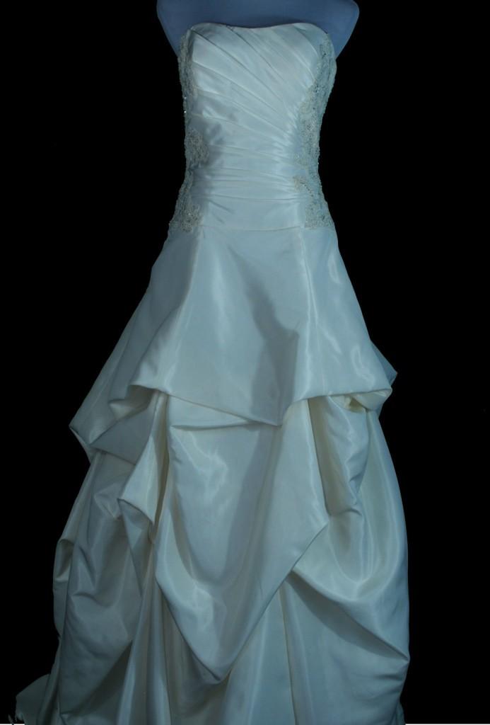 Eden Bridals,, 8, $695, $345