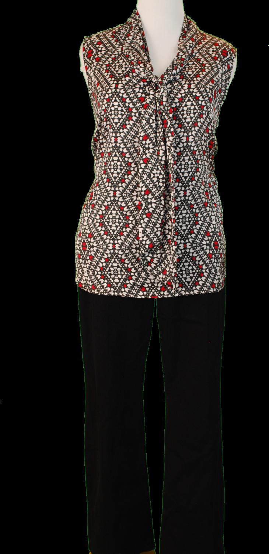 Nine West Top, NYDJ Pants – Original Retail: $197, CWS: $43