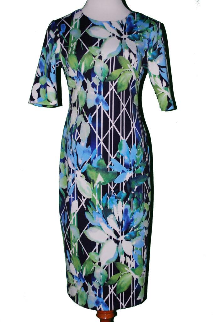 Vince Camuto dress, 4, $128, $28