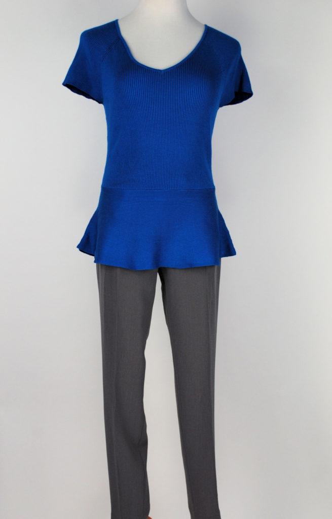 INC sweater, M, $69, $15, Anne Klein pants, 4, $89, $20