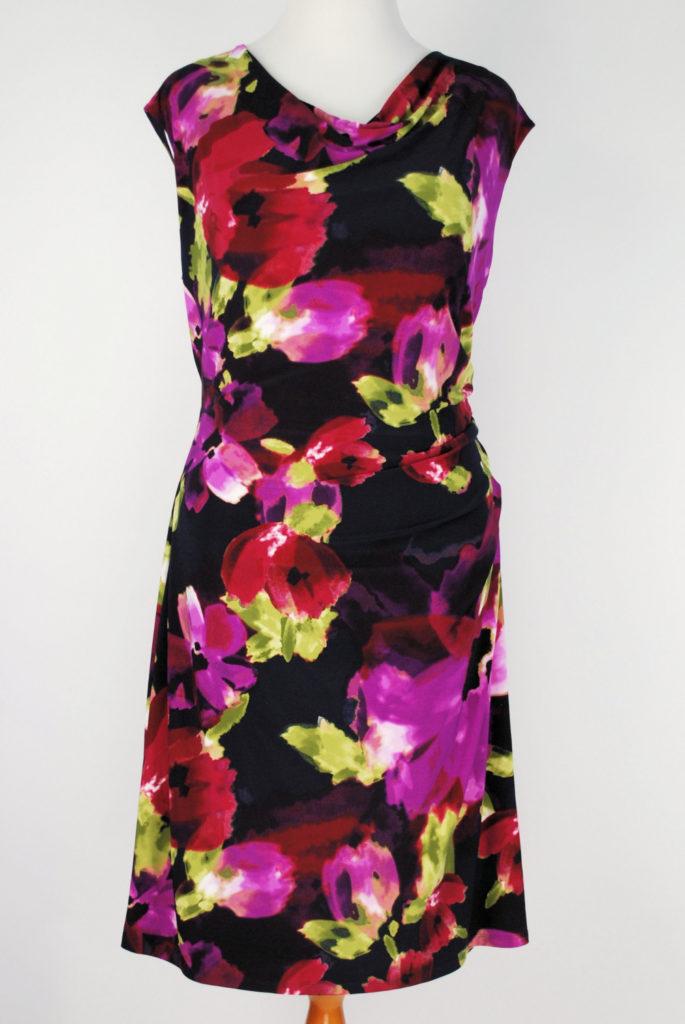 Ralph Lauren dress, 16W, $144, $39