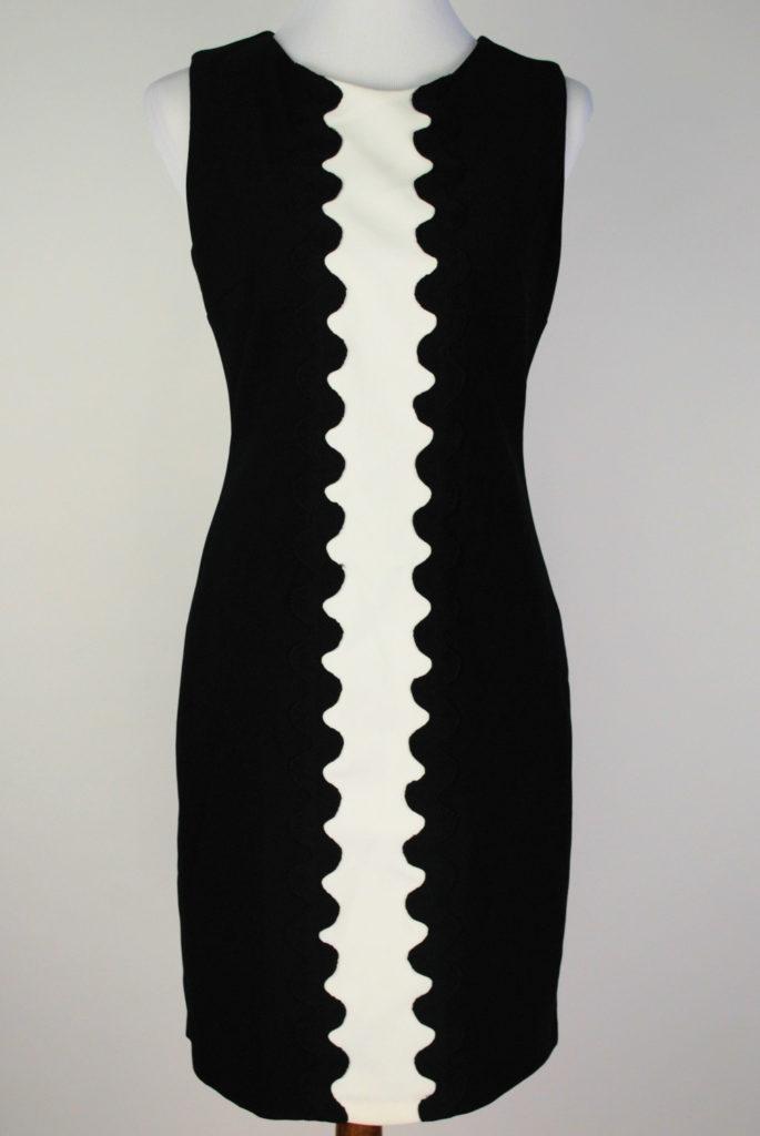 Taylor dress, 8, $128, $28