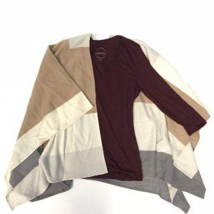 Alfani Poncho, INC VNeck – Original Retail: $209, CWS: $51