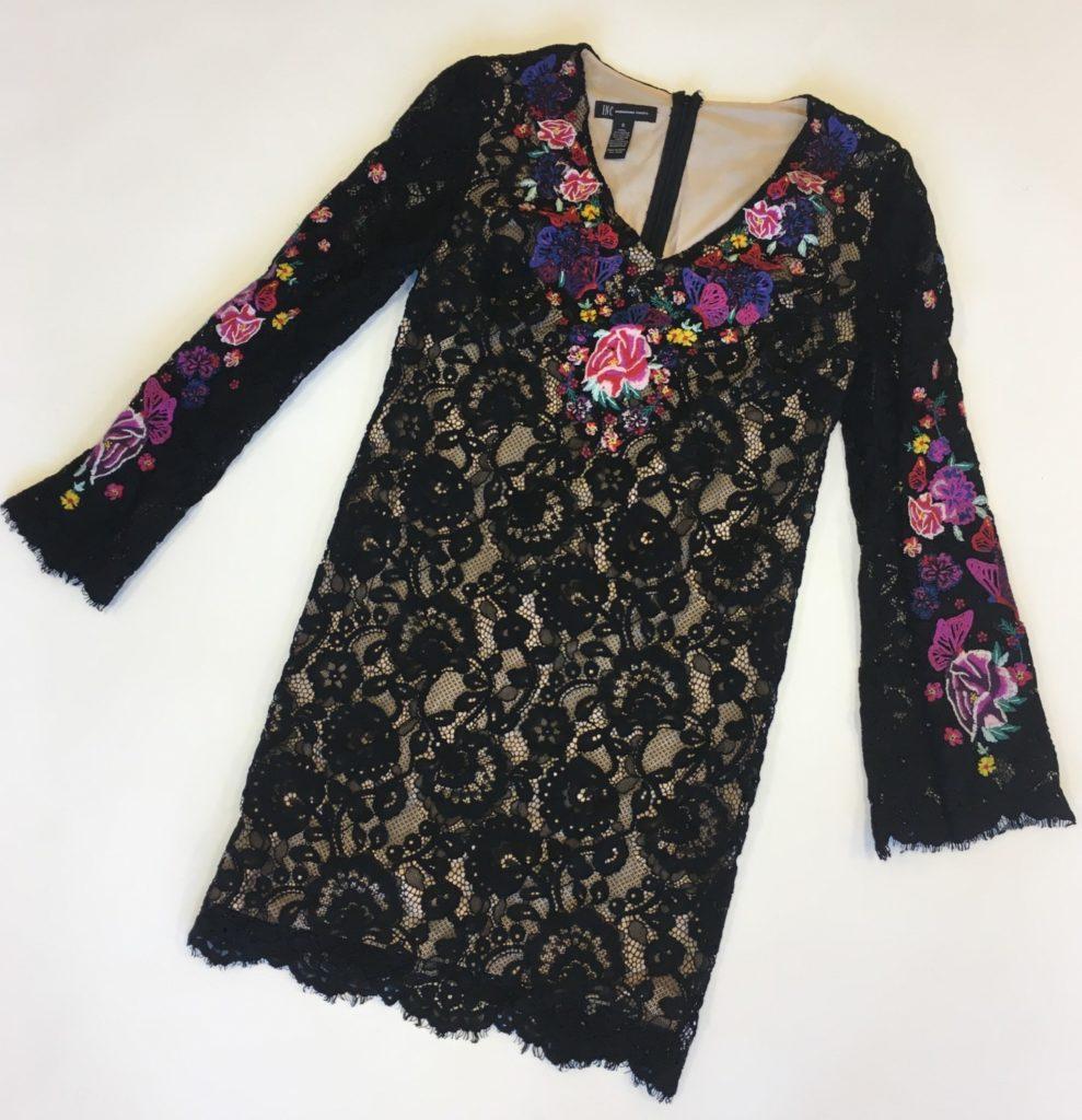 INC Dress, 8, $149, $39