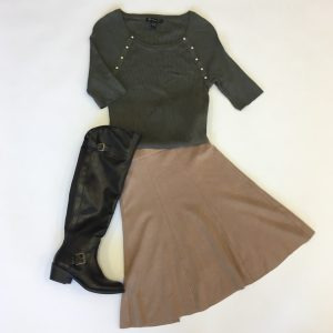 Alfani Skirt – Original Retail: $69, CWS: $15