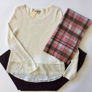 Lucky Brand Sweater – Original Retail: $89, CWS: $20