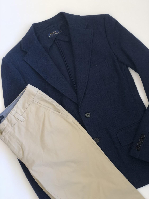 Polo Blazer – Original Retail: $245, CWS: $59, Liquidation: $29.50
