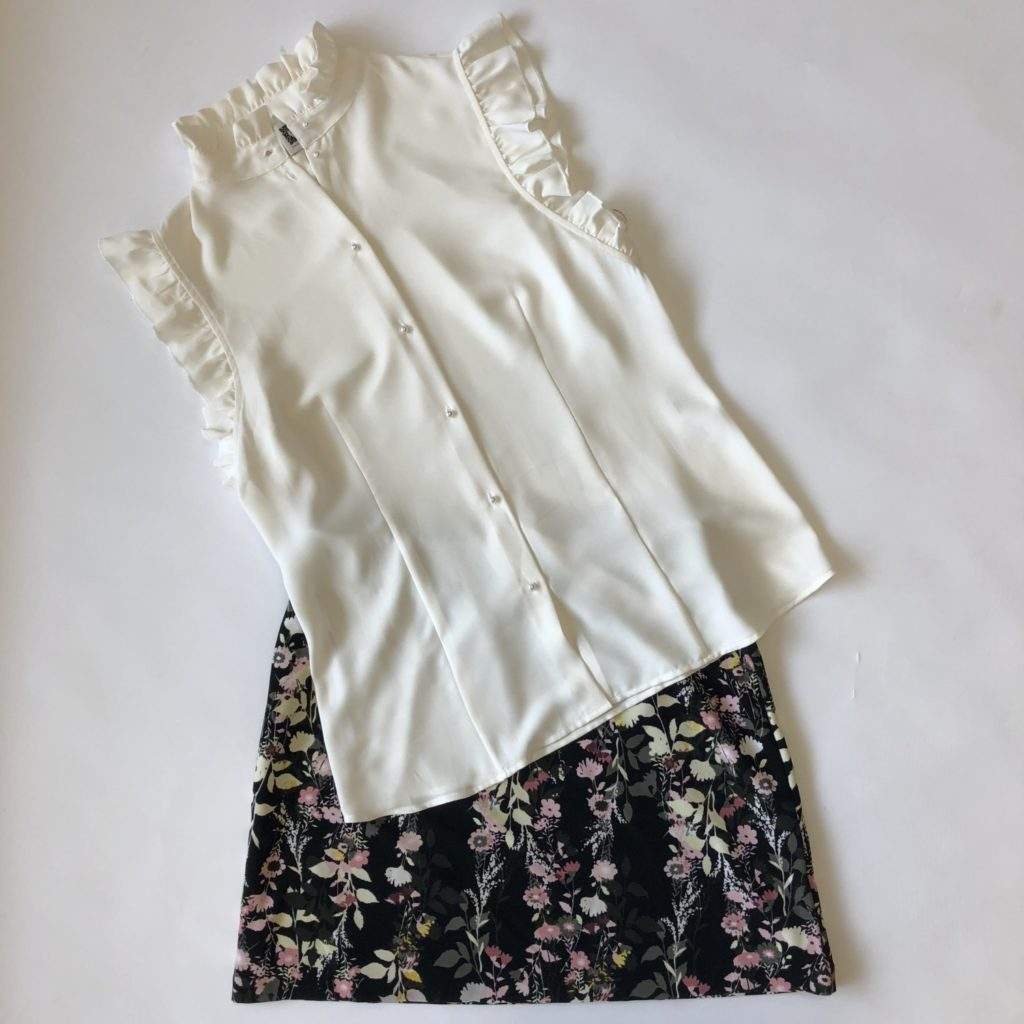 Anne Klein, 10, $79, $20, INC skirt, 10, $69.50, $15