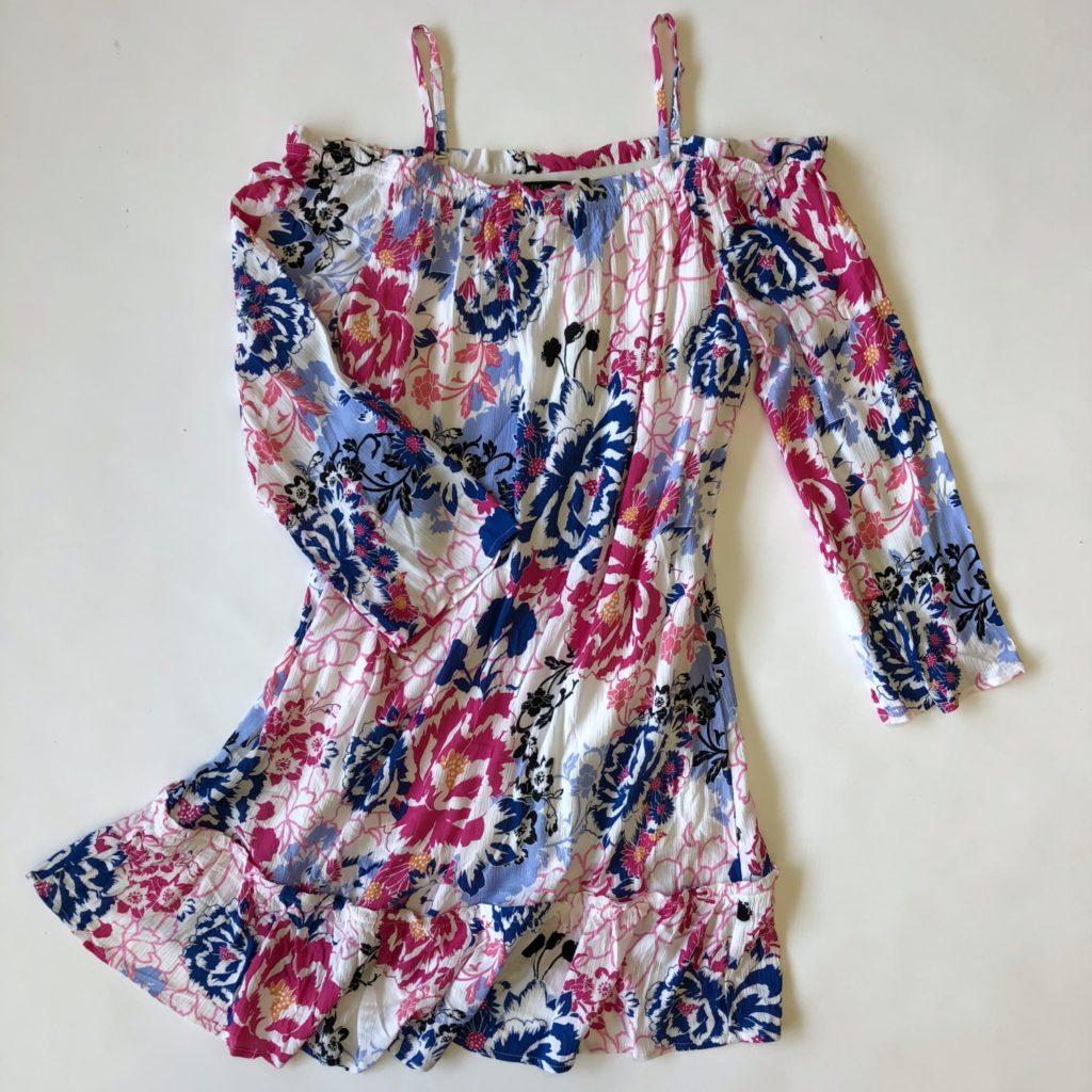 INC dress, M, $99.50, $25