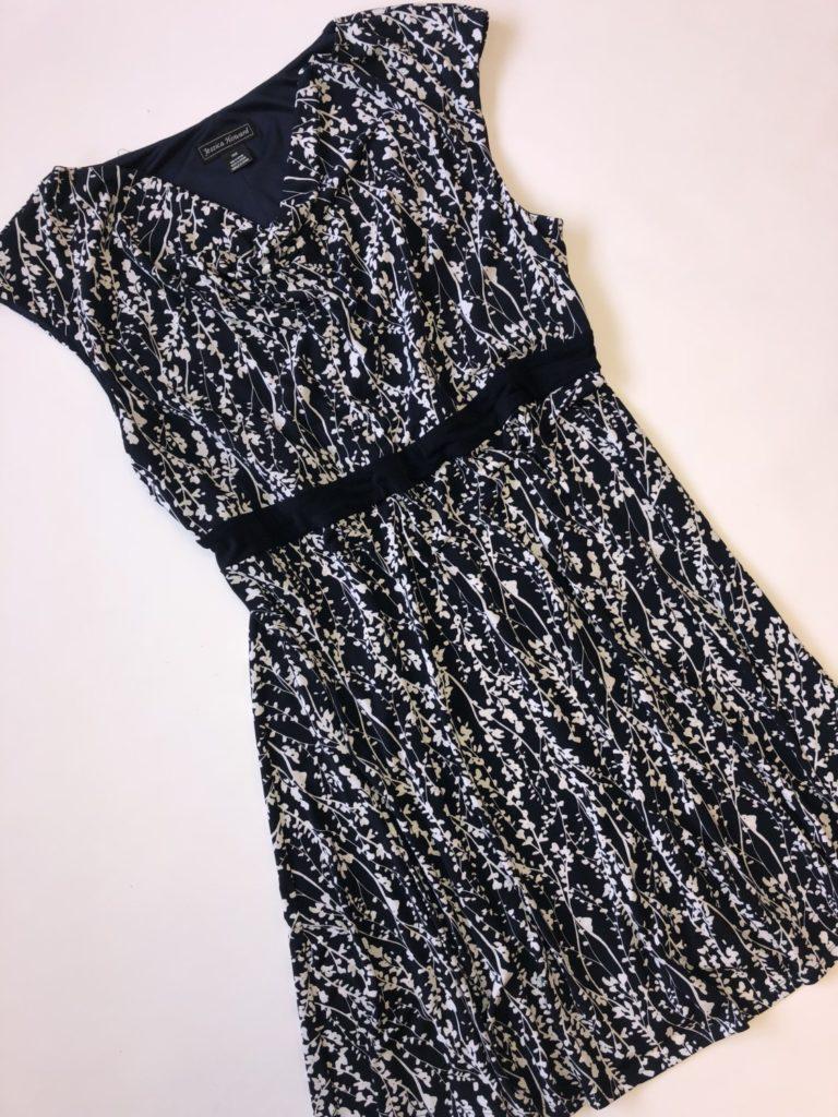 Jessica Howard dress, 18W, $79, $20