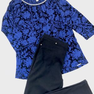Michael Kors Top, Style & Co Pants – Original Retail: $130, CWS: $32