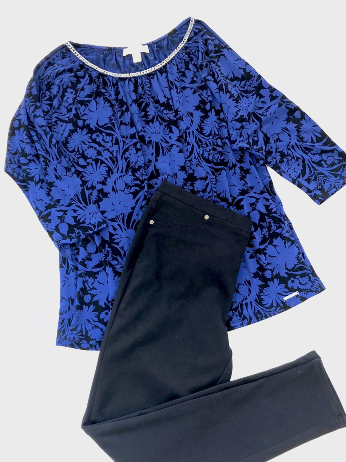 Michael Kors Top, Style & Co Pants – Original Retail: $130, CWS: $32