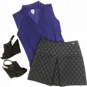 Armani Exchange Skirt – Original Retail: $94, CWS: $20