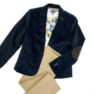 Banana Republic Blazer, The Limited Top – Original Retail: $227, CWS: $51