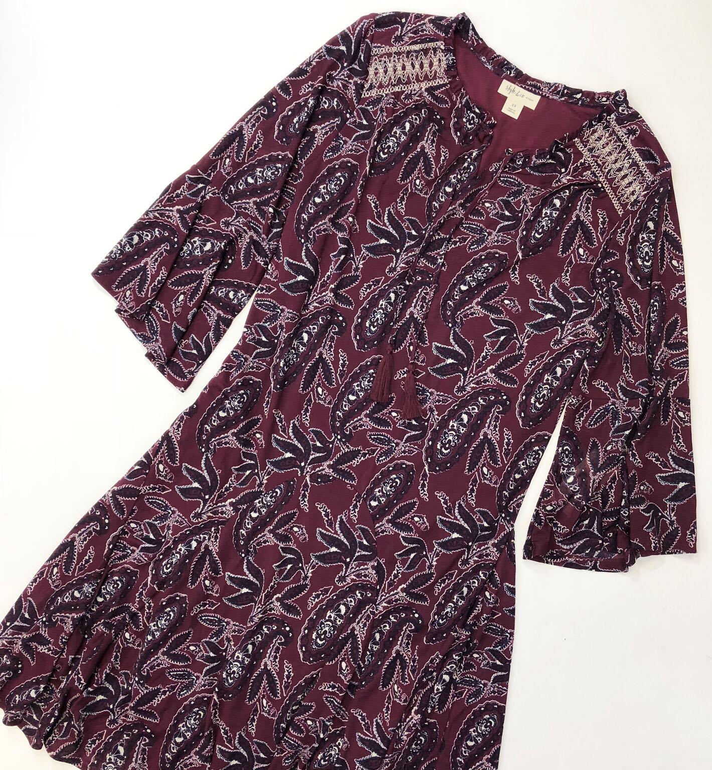 Style & Co Dress – Original Retail: $69, CWS: $20