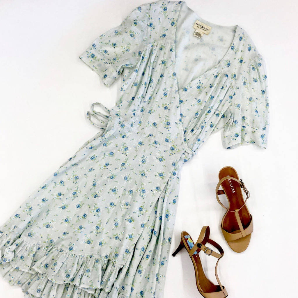 Denim & Supply Ralph Lauren Dress Coach Shoes Original Retail: $250 CWS: $72 Flash Sale Price: $28.80