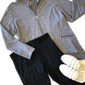 Calvin Klein Plus Jacket & Pants – Original Retail: $148, CWS: $35