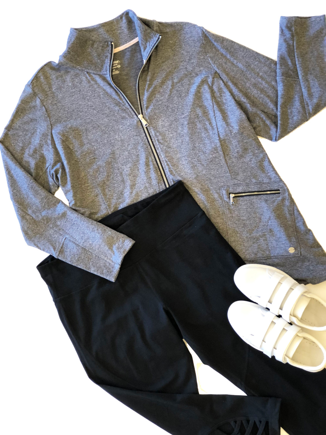 Calvin Klein Plus Jacket & Pants – Original Retail: $148, CWS: $35