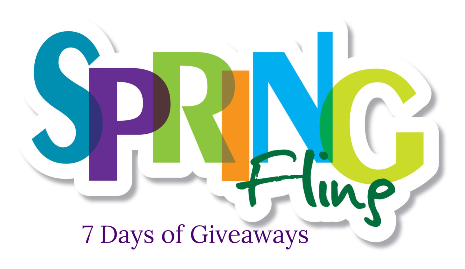 Spring Fling – 7 Days of Giveaways Countdown!