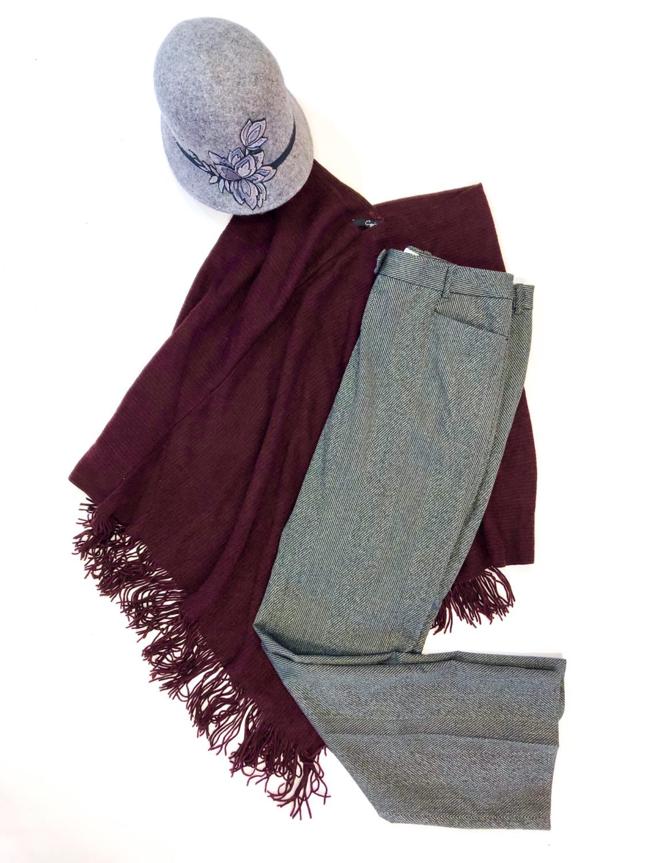 Cejon Shawl – Original Retail: $58, CWS: $15